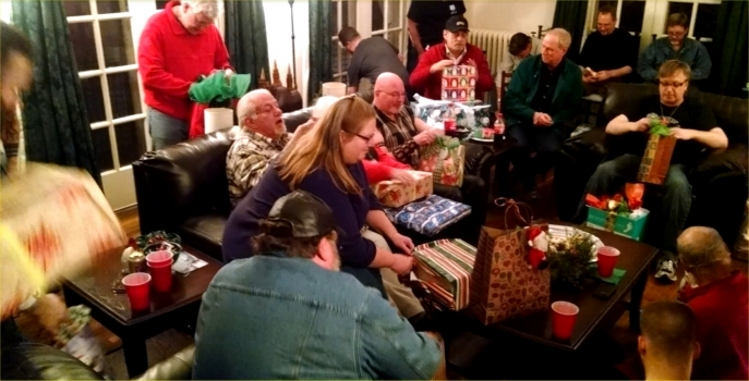 opening presents 1